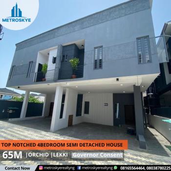 Mind Blowing 4 Bedroom Semi Detached House, Orchid Road, Lekki, Lagos, Semi-detached Duplex for Sale