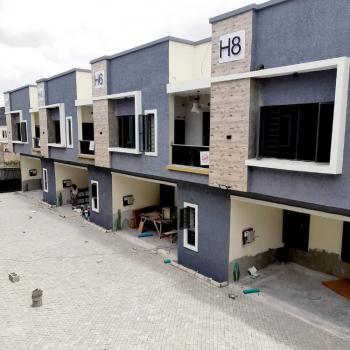 4 Bedroom Terraced Duplex, 2nd Toll Gate, Lekki, Lagos, Terraced Duplex for Sale