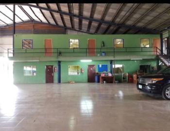 Massive Warehouse Built on 5 Acres of Land (30plots)., Berger, Arepo, Ogun, Warehouse for Sale