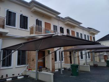 Luxury 2 Bedroom Terrace with Bq in a Serene Location, Atlantic Layout Estate, Ajah, Lagos, Terraced Duplex for Sale