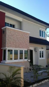4 Bedroom Semi Detached Duplex, Alpha Beach Road By Chevron, Lekki, Lagos, Semi-detached Duplex for Sale