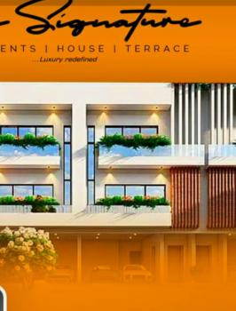 Luxury 2 Bedroom Apartment, Sunday Ejiofor Street, By Eko Akete Estate Lekki Epe Express Way, Abijo, Lekki, Lagos, House for Sale