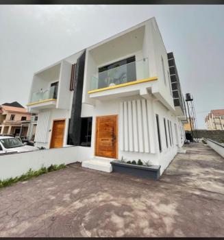Four Bedroom Semi Detached Duplex, Lafiaji, Lekki, Lagos, Semi-detached Duplex for Rent