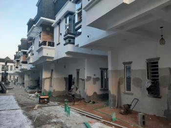 4 Bedrooms Semi-detached Duplex Serviced with 24 Hours Electricity, Chevron 2nd Toll Gate, Lekki Expressway, Lekki, Lagos, Flat for Rent