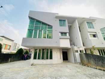 4 Bedroom Semi Detached Duplex, Richmond Gate, Ikate Elegushi, Lekki, Lagos, Terraced Duplex for Rent