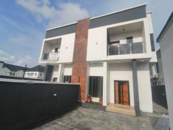 Brandnew 4bedroom Semi Detached Duplex with Bq, Orchid Hotel Road By 2nd Toll Gate, Lekki, Lagos, Semi-detached Duplex for Sale