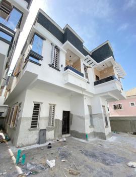 4 Bedroom Semi Detached, Second Toll Gate, Lekki Phase 2, Lekki, Lagos, Semi-detached Duplex for Sale