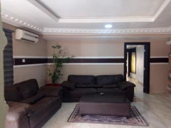 Serviced 1 Bedroom Terraced Duplex with Generator and Air Conditions, Asokoro District, Abuja, Terraced Duplex for Rent