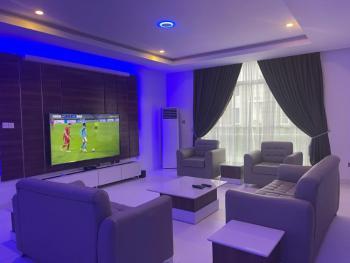 3 Bedroom Waterview Apartment with Swimming Pool, Banana Island, Ikoyi, Lagos, Flat Short Let
