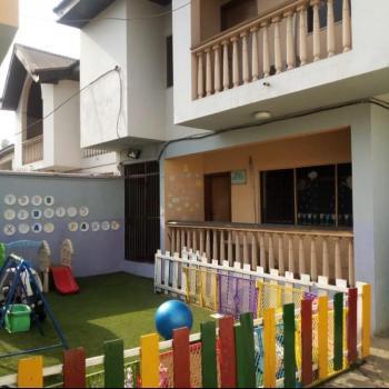5 Bedroom Semi Detached Duplex with 2 Bedroom Bq All Rooms En-suite, Atunrashe Estate, Gbagada, Lagos, Semi-detached Duplex for Sale