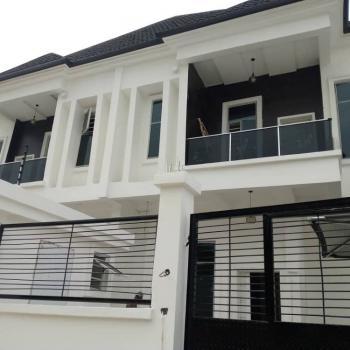 Exquisitely Built 4bedroom Semi Detached Duplex with Bq, Chevron Drive, Lekki, Lagos, Semi-detached Duplex for Sale