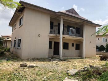 5 Bedroom Detached Duplex Sitting on 1200sqm Plot with 2 Room Bq, Mobil Estate Before Ajah Bridge, Lekki, Lagos, Detached Duplex for Sale