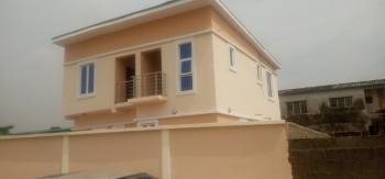 Newly Built 5 Bedrooms Duplex with Bq, P & T Estate, Boys Town, Ipaja, Lagos, Detached Duplex for Sale