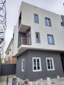 Tastefully Finished 2 Units of Semi Detached 4 Bedroom Duplex with Bq, Lekki Phase 1, Lekki, Lagos, Semi-detached Duplex for Sale