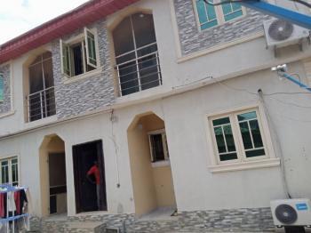 4 Units of One Bedroom Flat on Half Plot, Ait Area, Alagbado, Ifako-ijaiye, Lagos, Mini Flat for Sale