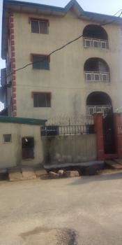 a Block of 8 Nos of 3 Bedroom, Oguntolu Street, Onipanu, Shomolu, Lagos, Block of Flats for Sale