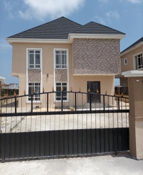 Brand New Luxury 4 Bedrooms Duplex with Bq, 23 Salton Garden Estate, Lbs, Ajah, Lagos, Semi-detached Duplex for Rent