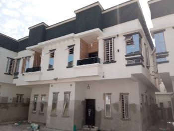 Luxury 4 Bedroom Semi Detached Duplex with 24 Hours Light and Big Bq, 2nd Toll Gate, Lekki, Lagos, Semi-detached Duplex for Sale