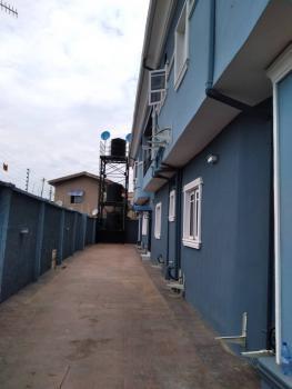Well Spacious Standard Mini Flat, Fola Agoro, Yaba, Lagos, Mini Flat for Rent