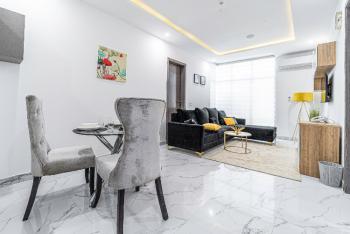 Premium 1 Bedroom  Apartment, Ikate Elegushi, Lekki, Lagos, Flat Short Let