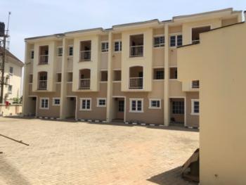 Top Notch 3 Bedroom Terrace Duplex, Wuye, Abuja, Terraced Duplex for Rent