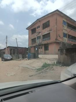 Block of 6 Flats of 3 Bedroom, a Mini Flat and a Room Self Contained, Adesanta Street, Ifako, Gbagada, Lagos, Block of Flats for Sale