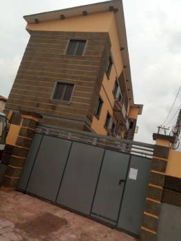 Standard Modern 2 Bedroom Flat, Off Apata Street, Yaba, Lagos, Flat for Rent