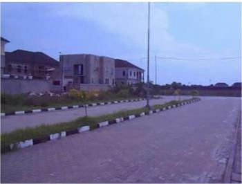 550sqm Plot of Land with Existing Foundation, Fountain Springville Estate., Sangotedo, Ajah, Lagos, Residential Land for Sale