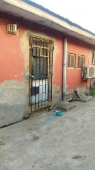 a Room Self Contained, Odunsi Street, Bariga, Shomolu, Lagos, Self Contained (single Rooms) for Rent