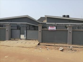 Four Nos. Newly Completed 2 Bedroom Semi-detached Bungalow, Behind Lugbe Plaza, Lugbe District, Abuja, Semi-detached Bungalow for Rent
