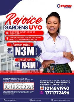 Rejoice Garden Estate, Uyo, Akwa Ibom, Land for Sale
