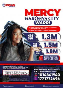 Mercy Garden City Estate, Warri, Delta, Mixed-use Land for Sale