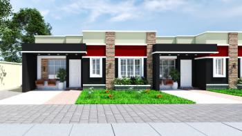 8 Units of 2 Bedroom Terrace Bungalow, Mowe Ofada, Ogun, Terraced Bungalow for Sale