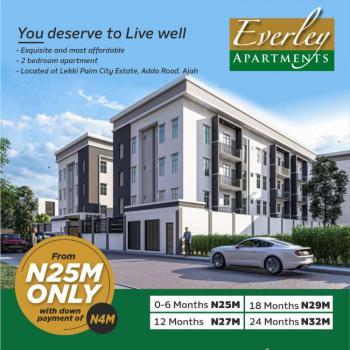 2 Bedroom Apartment, Addo Road, Ajah, Lagos, Block of Flats for Sale