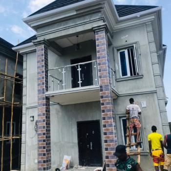 a Brand New Miniflat with 2 Toilet, Harmony Estate Owode Addo, Ajah, Lagos, Mini Flat for Rent