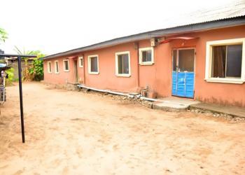 a Bungalow of 2 Nos of 2 Bedroom Flats, Ilelaboye Street, Off Araromi Bus Stop, Sibiri Road, Ilemba, Ajangbadi, Ojo, Lagos, Detached Bungalow for Sale