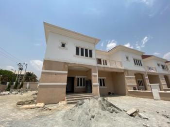 a Massive Town House Statement, Off Games Village Expressway, Kukwaba, Abuja, Terraced Duplex for Sale