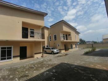 Tastefully Built 4 Bedroom Semi Detached Duplex with a Bq, Pear Gardens Estate, Sangotedo, Ajah, Lagos, Semi-detached Duplex for Rent