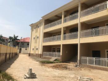 Executive 6 Units of 3 Bedroom Flat + 2 Rooms Bq Each, Jahi, Abuja, Flat for Rent
