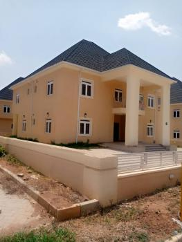 5 Bedroom Fully Detached Duplex with Rooms Bq, Gaduwa, Abuja, Detached Duplex for Rent