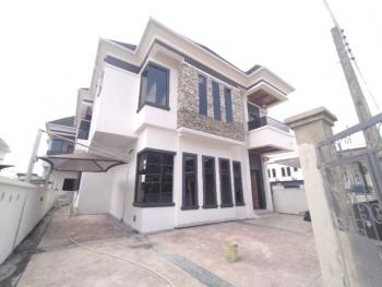 Luxury 5 Bedrooms Detached Duplex with a Room Bq and a Fitted Kitchen, Ikota Villa Estate, Ikota, Lekki, Lagos, Detached Duplex for Sale