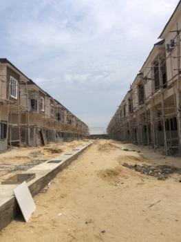 4 Bedroom Semidetached Duplex with Bq, Orchid Area, Lekki, Lagos, Terraced Duplex for Sale