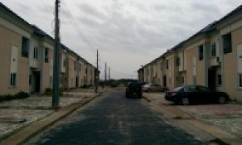 4 Bedroom Terrace Houses, Westville Court Opposite Punch Place, Berger, Arepo, Ogun, Terraced Duplex for Sale