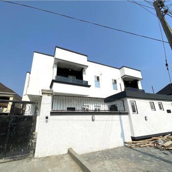 Brand New 4 Bedroom Semi Detached Duplex with Bq, Lekki County Homes, Lekki, Lagos, Flat for Rent
