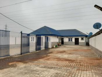Newly Built 5 Bedroom Bungalow Office, Surulere, Lagos, Detached Bungalow for Sale