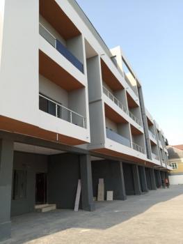 Luxury 4 Bedroom Terrace Duplex with Bq (8 Units Available), Lekki Phase 1, Lekki, Lagos, Terraced Duplex for Sale