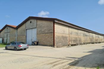 Well Structured and Strategically Located Warehouse Bay, Lekki-epe Expressway, Ibeju Lekki, Lagos, Warehouse for Rent