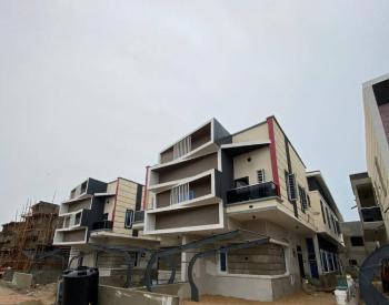 4 Bedroom Luxury Semi-detached, Chevron Drive, Ikota, Lekki, Lagos, Semi-detached Duplex for Sale