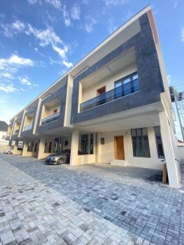 4 Bedroom Duplex with Bq, Chevron, Lekki, Lagos, Terraced Duplex for Rent