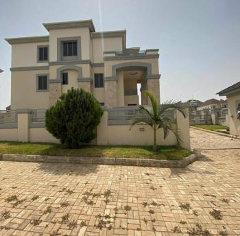 Exquisite 6 Bedroom Detached Duplex with Bq and Swimming Pool, Guzape District, Abuja, Detached Duplex for Sale